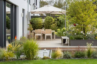 Gartenplanung - Gartenbilder und Gartenideen, Pflanzideen, Tips zur Planung und Anlage von Gärten, Ideen zur Gartenplanung. Gartendesign, Gartendesigner Renate Waas  #Garten #Gartenplanung