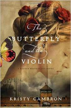 The Butterfly and the Violin  cover