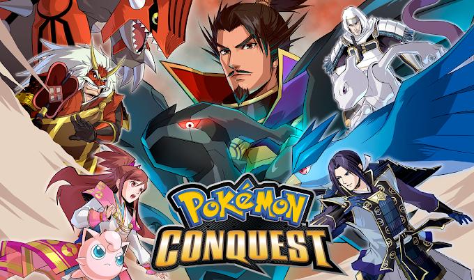 Pokemon Conquest (U) DS ROM