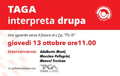 "Tour ""TAGA interpreta drupa"" - ROMA"