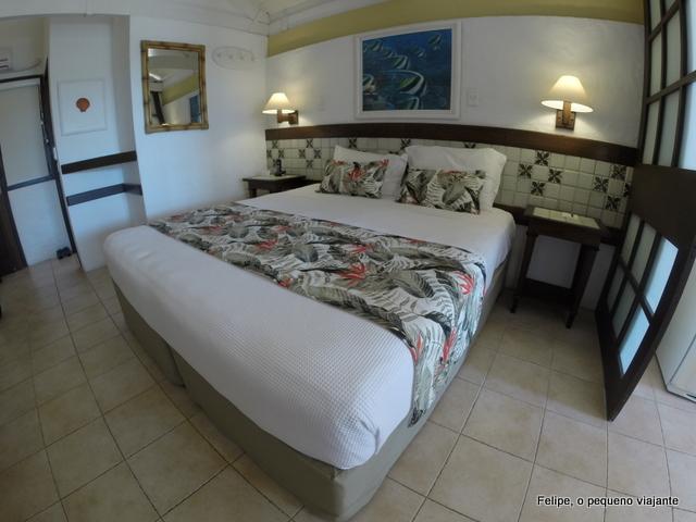 Hotel Costa Norte Ingleses - uma ótima opção de hospedagem para famílias em Florianópolis