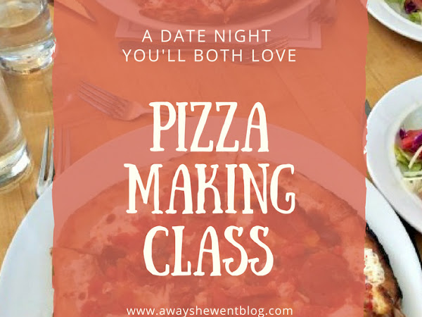 [Year of Dates] Pizza Making Class