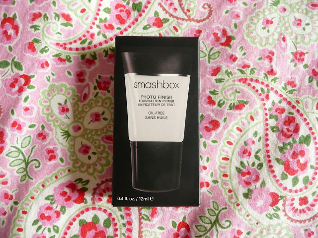 Smashbox Photo Finish Primer Review