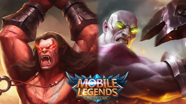 Gear Build Balmond Mobile Legends