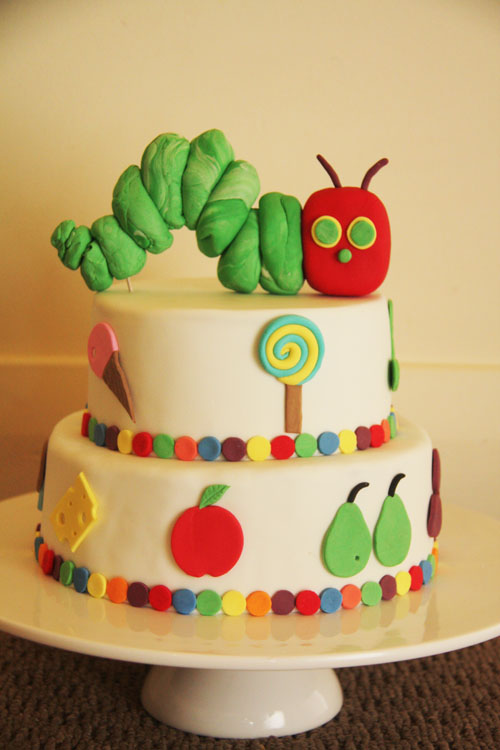 hungry caterpillar cake food for 22 the hungry caterpillar 5037