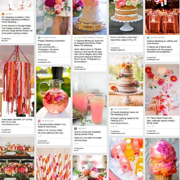 https://www.pinterest.com/tickletheimagin/celebrate-pink-and-orange/