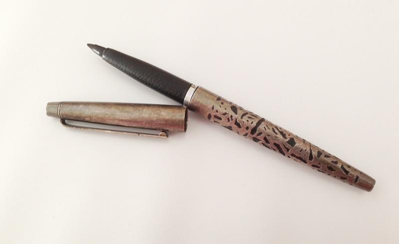 felt tip pens pen history the fountain pen network. Black Bedroom Furniture Sets. Home Design Ideas