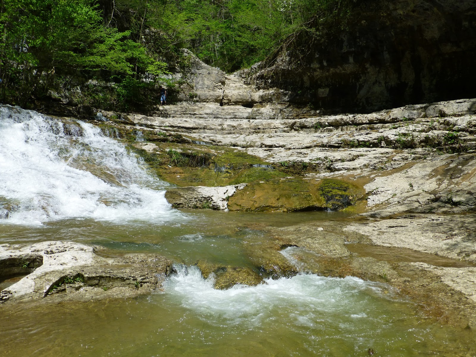 Down In The Hollows: Walls Of Jericho And Stephen's Gap