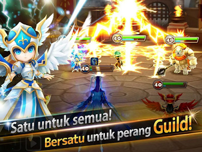 Apk Summoners War Sky Arena Mod High Attack