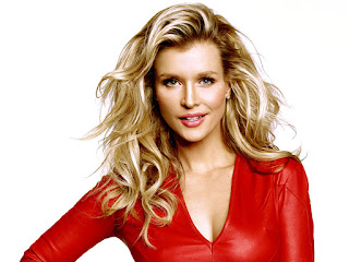 Blonde Celeb Joanna Krupa Desktop Photo