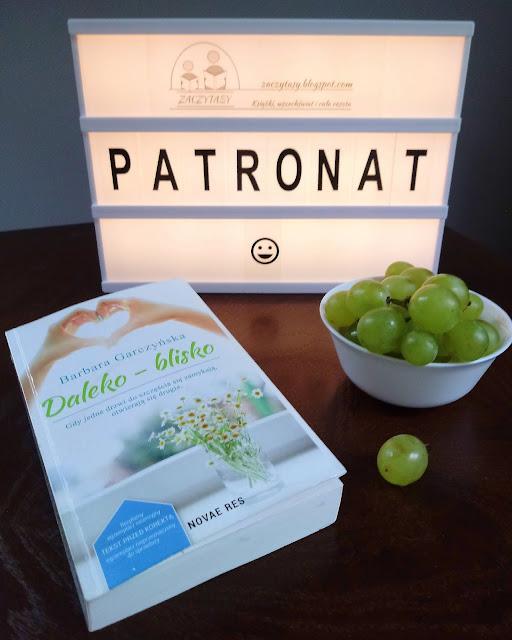 patronat, książka, okładka
