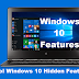 8 Cool Windows 10 Hidden Features You Should Know