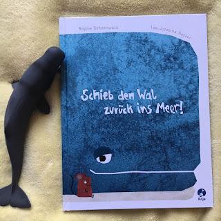 Bilderbuch Wettbewerb für Illustratoren Wal Reime