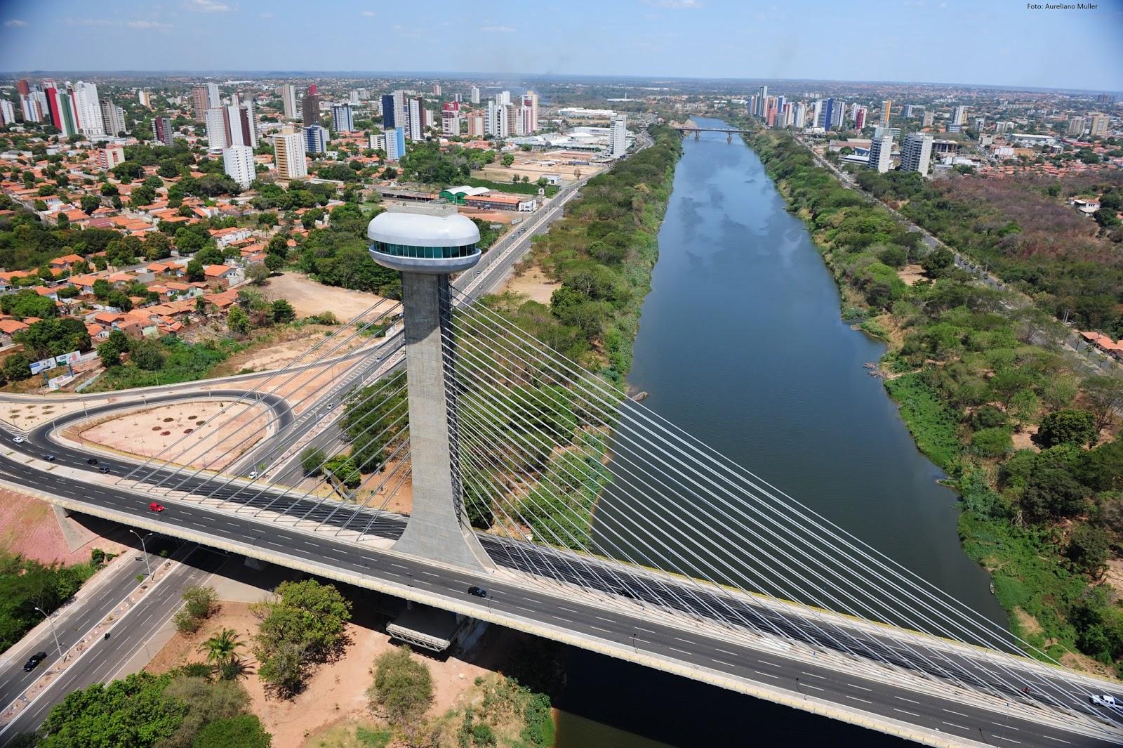 Piauí | 10 Cidades Mais Populosas do Piauí