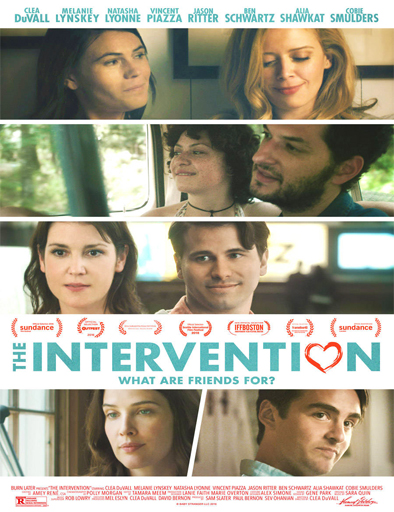 Ver The Intervention (2016) Online