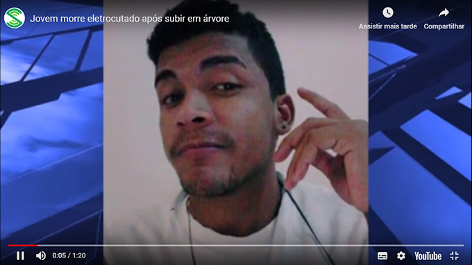 FATALIDADE - Jovem morre eletrocutado após subir em árvore em Caxias