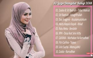 Download Dangdut Religi Mp3 Terbaru 2018 Full Album Nonstop