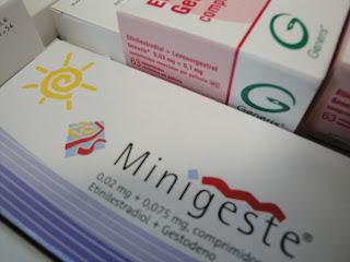 Vantagens da pílula minigeste®
