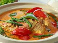 Resep cara membuat opor ikan nila enak dan lezat