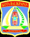 Logo lambang cpns pemkot kota Balikpapan