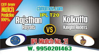 Who Win Today Rajasthan vs Kolkatta