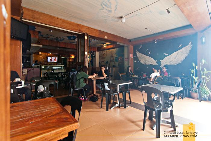 Bohemian Café Baguio