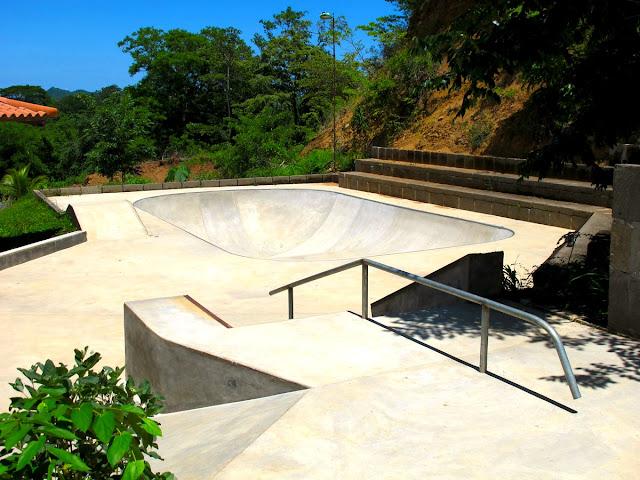finca las nubes skatepark nicaragua