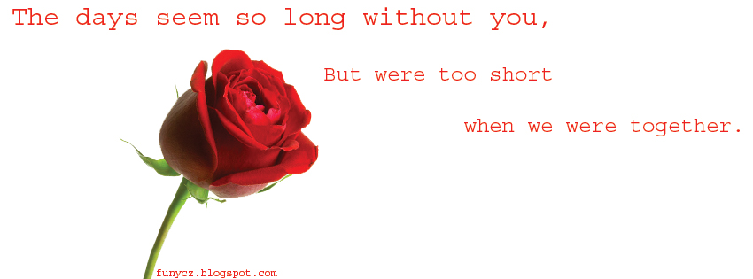 Spice Your Facebook: Miss You Quotes : Collection 1