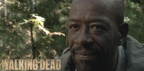 MORGAN (LENNIE JAMES)