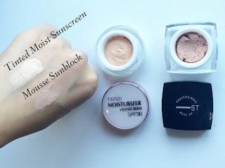 Tinted Moisturiser Sunscreen sendayu tinggi