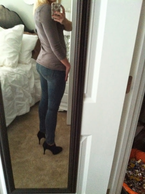 Perfect Ass In Jeans 9