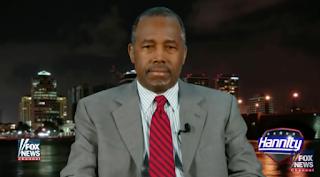 Carson: Double Standard Lets Democrats Criticize Trump