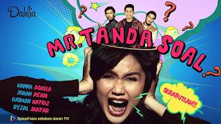 Mr. Tanda Soal
