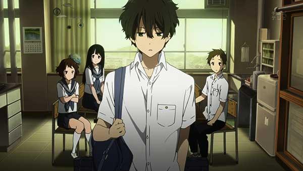 Hyouka - anime misteri yang populer