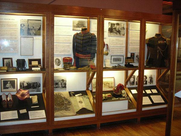 Museu de La Patagonia em Bariloche na Argentina