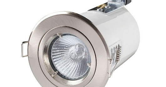 Double Insulated spotlights