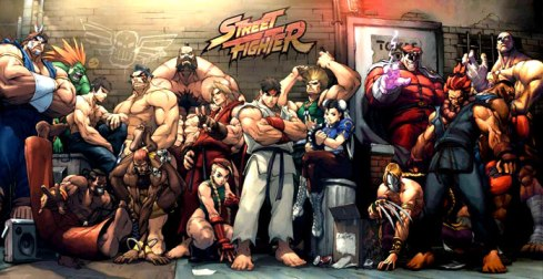 Game Mobile Street Fighter IV : Champion Edition
