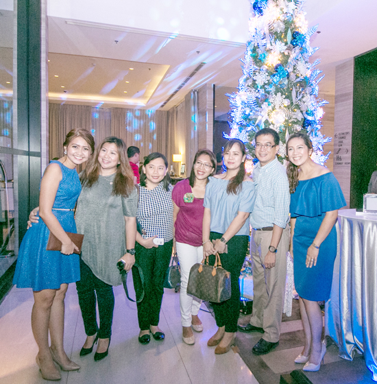 Davao Digital Influencers with Comm Officer Faith Dimaano,