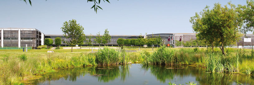Rolls-Royce Corporate Office Headquarters HQ