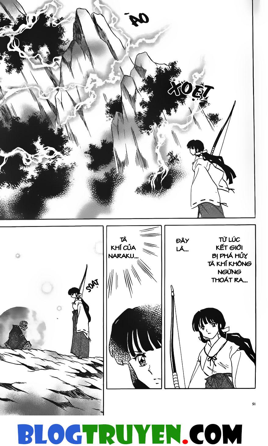 Inuyasha vol 28.3 trang 11