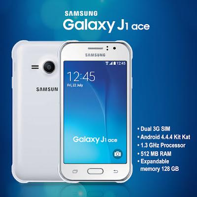 Ukusan Samsung Galaxy J1 Ace