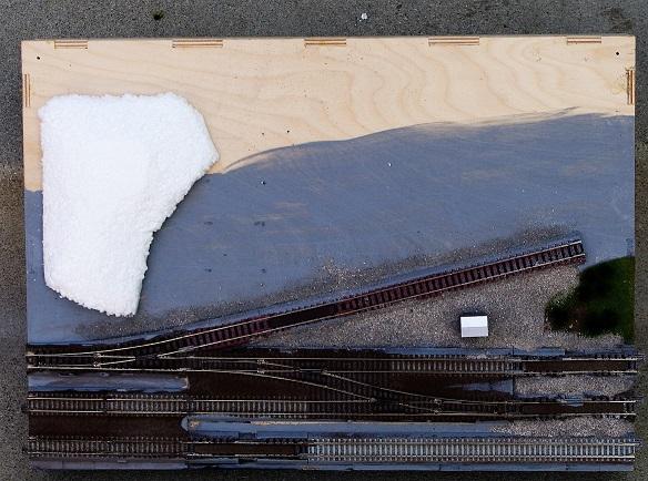 Model Railroad Miscellany: T-Trak Progress