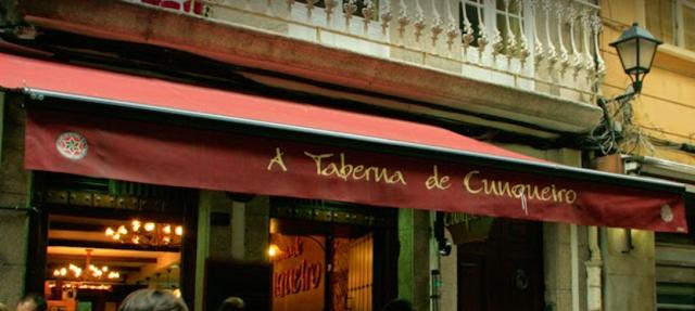 A taberna de Cunqueiro