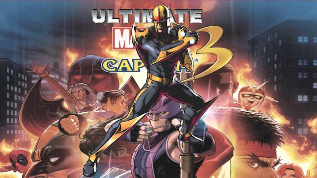 Spesifikasi PC Ultimate Marvel vs Capcom  Spesifikasi PC untuk Main Ultimate Marvel vs Capcom 3