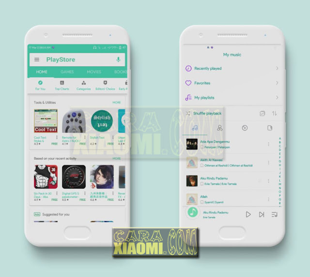 Download Green Flat Minimal V3