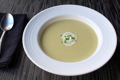 Potato Leek Soup (aka Vichyssoise) – The Perfect Autumn inwards San Francisco Soup