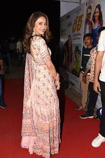 Rakul Preet Singh at Karthi's Dev Movie Pre release Event