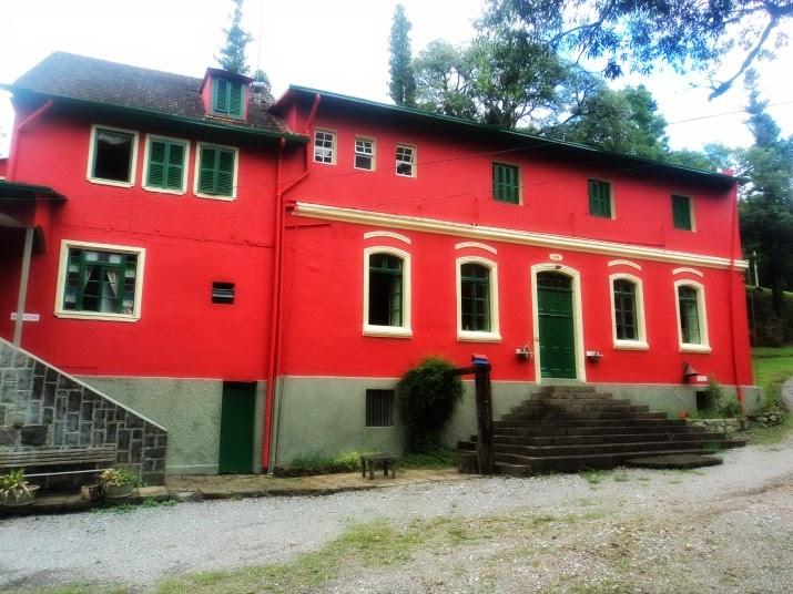 Hospedaria Varsóvia, o Antigo Hotel Waslawick, em Gramado (RS)