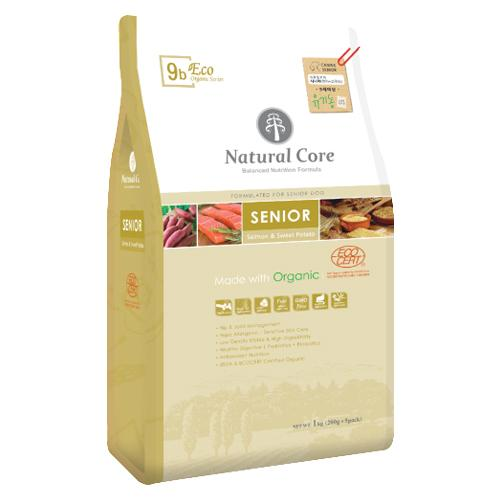 Natural Core Senior cá hồi