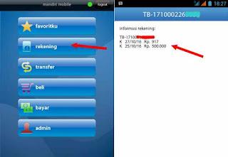 aplikasi mobile banking mandiri